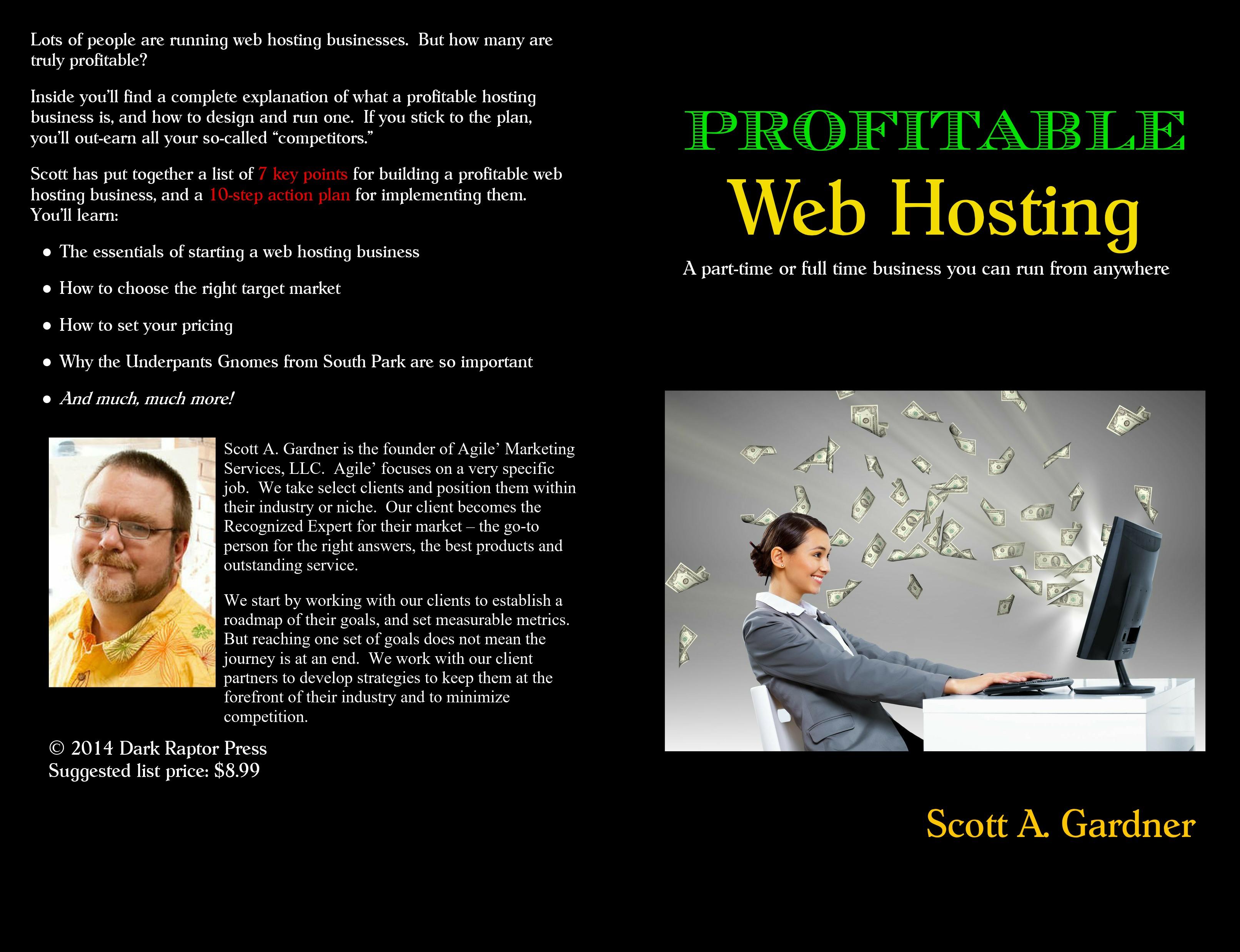 Profitable Web Hosting Image