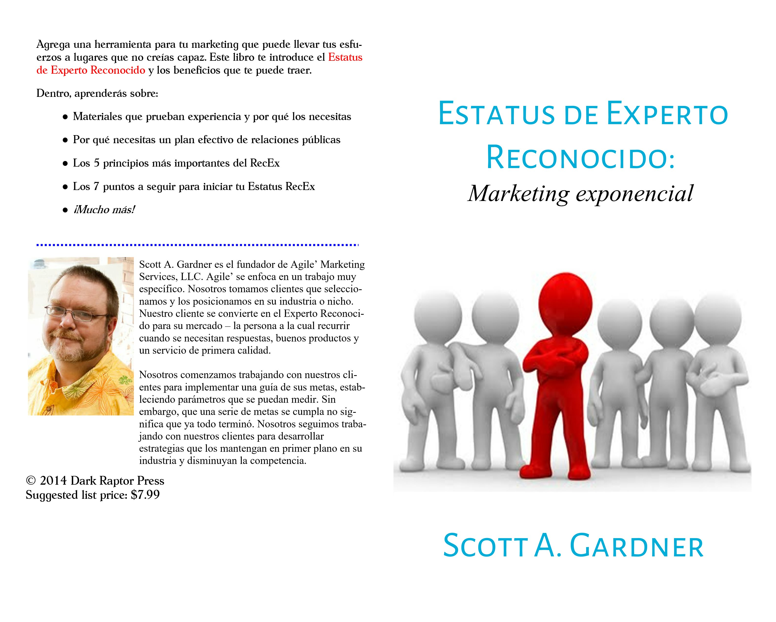 Recognized Expert Status (Spanish) Image