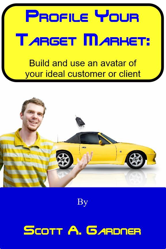 Profile Your Target Market Image